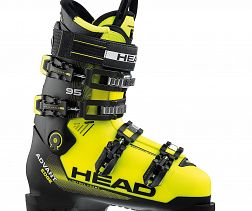 HEAD ADVANT EDGE 95 YELLOW/BLACK