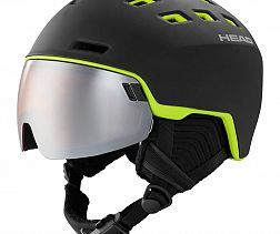 HEAD RADAR BLACK LIME