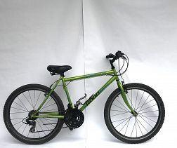 DRAG 26' HOOP HACKER GREEN