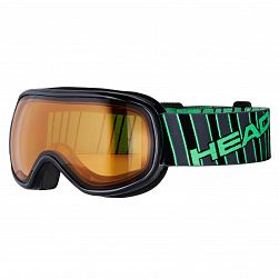 HEAD NINJA JUNIOR BLACK-GREEN