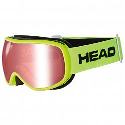 HEAD NINJA JUNIOR RED-YELLOW