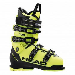HEAD ADVANT EDGE 105 YELLOW/BLACK