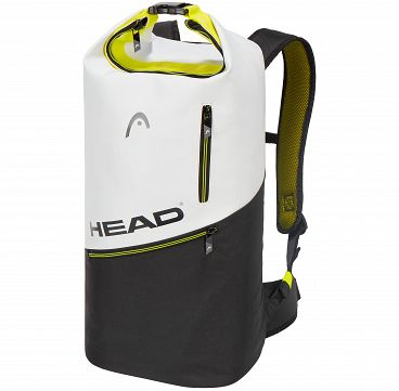 HEAD SKI RANAC REBELS BK/WH